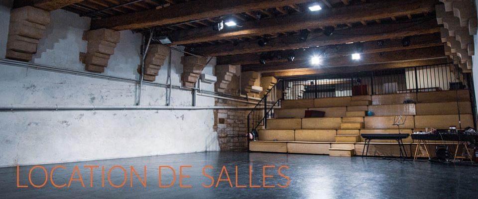 location de l'école de théâtre