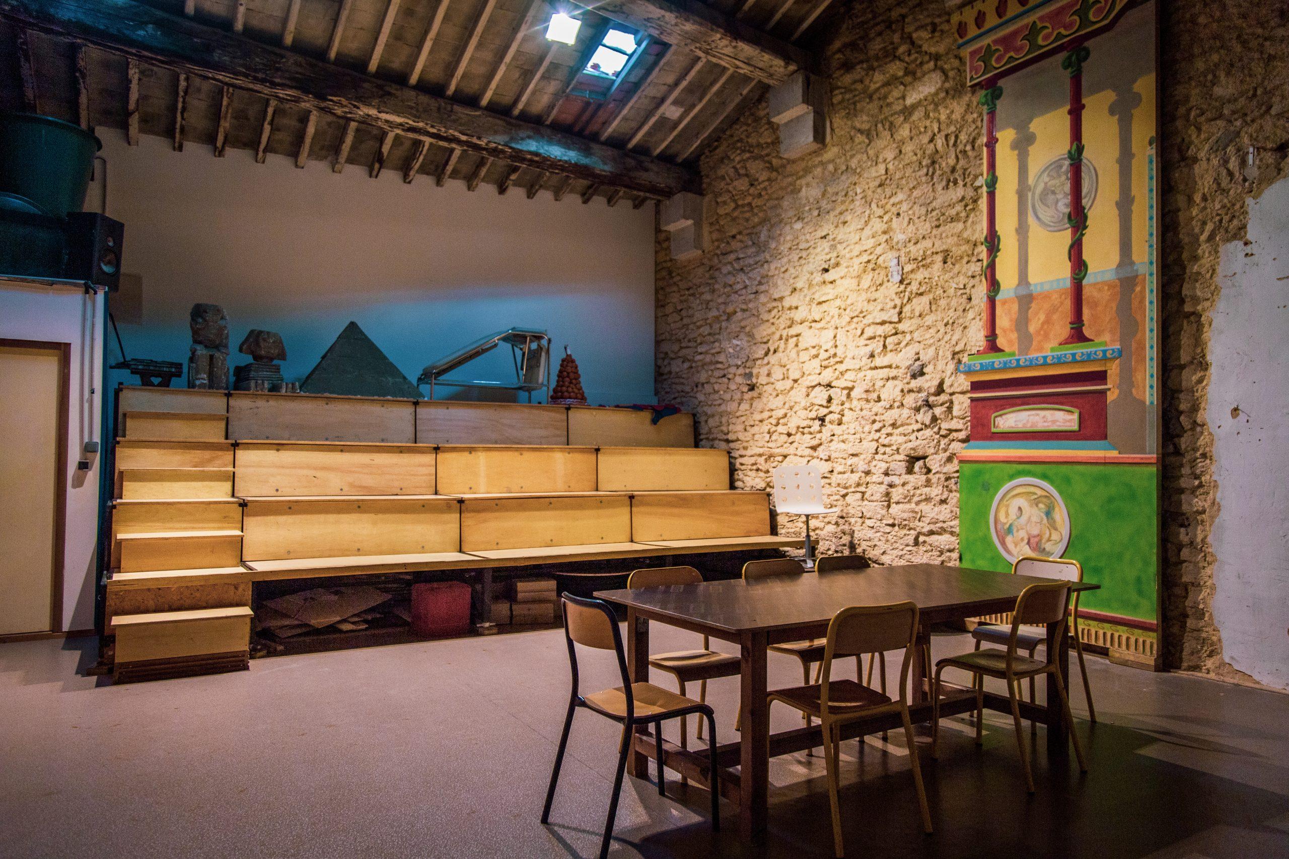 salle de réunion école de théâtre Montpellier